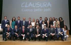 "Clausura del Curso Académico 2014/2015 en el Instituto de Estudios Cajasol (8) • <a style=""font-size:0.8em;"" href=""http://www.flickr.com/photos/129072575@N05/18897817124/"" target=""_blank"">View on Flickr</a>"