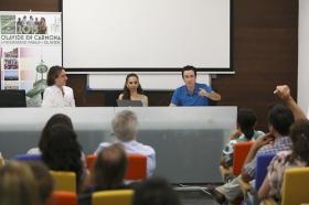 """Clausura del curso 'El compás del tiempo del baile Flamenco' de la Universidad Pablo de Olavide (14) • <a style=""""font-size:0.8em;"""" href=""""http://www.flickr.com/photos/129072575@N05/19730755849/"""" target=""""_blank"""">View on Flickr</a>"""
