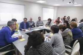 """X Encuentro del Voluntariado de la Fundación Cajasol (6) • <a style=""""font-size:0.8em;"""" href=""""http://www.flickr.com/photos/129072575@N05/32246236110/"""" target=""""_blank"""">View on Flickr</a>"""