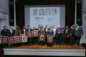 """XXV Premios de la Comunicación de la Asociación de la Prensa de Sevilla (11) • <a style=""""font-size:0.8em;"""" href=""""http://www.flickr.com/photos/129072575@N05/32375570941/"""" target=""""_blank"""">View on Flickr</a>"""