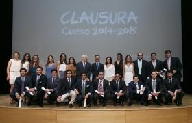"Clausura del Curso Académico 2014/2015 en el Instituto de Estudios Cajasol (5) • <a style=""font-size:0.8em;"" href=""http://www.flickr.com/photos/129072575@N05/19332384138/"" target=""_blank"">View on Flickr</a>"