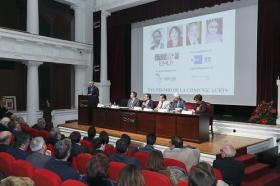 """XXV Premios de la Comunicación de la Asociación de la Prensa de Sevilla (3) • <a style=""""font-size:0.8em;"""" href=""""http://www.flickr.com/photos/129072575@N05/32375567151/"""" target=""""_blank"""">View on Flickr</a>"""