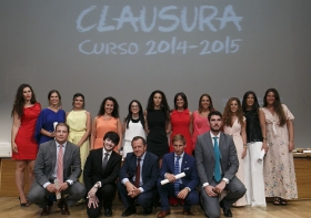 "Clausura del Curso Académico 2014/2015 en el Instituto de Estudios Cajasol (4) • <a style=""font-size:0.8em;"" href=""http://www.flickr.com/photos/129072575@N05/19332377910/"" target=""_blank"">View on Flickr</a>"