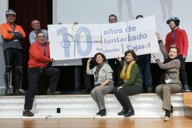"""X Encuentro del Voluntariado de la Fundación Cajasol (2) • <a style=""""font-size:0.8em;"""" href=""""http://www.flickr.com/photos/129072575@N05/32246234850/"""" target=""""_blank"""">View on Flickr</a>"""
