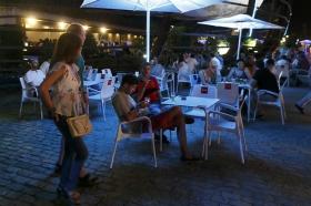 "Noche de la Fundación Cajasol en Open Star Sevilla (3) • <a style=""font-size:0.8em;"" href=""http://www.flickr.com/photos/129072575@N05/19910441292/"" target=""_blank"">View on Flickr</a>"