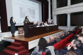 """XXV Premios de la Comunicación de la Asociación de la Prensa de Sevilla (6) • <a style=""""font-size:0.8em;"""" href=""""http://www.flickr.com/photos/129072575@N05/32375568761/"""" target=""""_blank"""">View on Flickr</a>"""