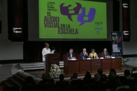 "I Premios Andaluces 'El Audiovisual en la Escuela' en la Fundación Cajasol • <a style=""font-size:0.8em;"" href=""http://www.flickr.com/photos/129072575@N05/18307417709/"" target=""_blank"">View on Flickr</a>"