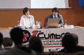 """'I Cumbre de Videojuegos y Medios de Comunicación' (16) • <a style=""""font-size:0.8em;"""" href=""""http://www.flickr.com/photos/129072575@N05/22214715475/"""" target=""""_blank"""">View on Flickr</a>"""