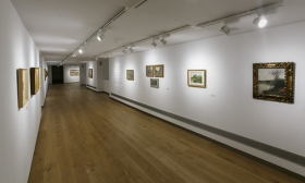 "Sala de exposiciones 'Murillo' de la Fundación Cajasol (2) • <a style=""font-size:0.8em;"" href=""http://www.flickr.com/photos/129072575@N05/22565665365/"" target=""_blank"">View on Flickr</a>"