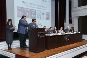 """XXV Premios de la Comunicación de la Asociación de la Prensa de Sevilla (2) • <a style=""""font-size:0.8em;"""" href=""""http://www.flickr.com/photos/129072575@N05/31653883524/"""" target=""""_blank"""">View on Flickr</a>"""