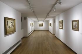 "Sala de exposiciones 'Murillo' de la Fundación Cajasol (7) • <a style=""font-size:0.8em;"" href=""http://www.flickr.com/photos/129072575@N05/22552103232/"" target=""_blank"">View on Flickr</a>"