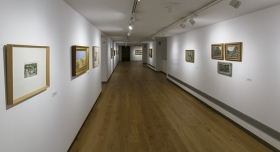 "Sala de exposiciones 'Murillo' de la Fundación Cajasol (3) • <a style=""font-size:0.8em;"" href=""http://www.flickr.com/photos/129072575@N05/21944489933/"" target=""_blank"">View on Flickr</a>"