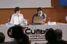"""'I Cumbre de Videojuegos y Medios de Comunicación' (17) • <a style=""""font-size:0.8em;"""" href=""""http://www.flickr.com/photos/129072575@N05/22026647880/"""" target=""""_blank"""">View on Flickr</a>"""