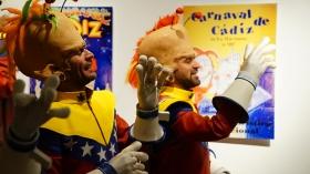 "Cena Carnaval 2017 en la Fundación Cajasol (27) • <a style=""font-size:0.8em;"" href=""http://www.flickr.com/photos/129072575@N05/33217703556/"" target=""_blank"">View on Flickr</a>"