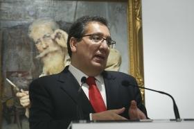 """Presentación del nuevo Espacio Cultural de la Fundación Cajasol (7) • <a style=""""font-size:0.8em;"""" href=""""http://www.flickr.com/photos/129072575@N05/21955751484/"""" target=""""_blank"""">View on Flickr</a>"""