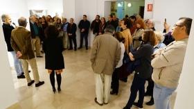 "Exposición de pintura de Fermín G. Villaescusa en la Fundación Cajasol (Cádiz) (4) • <a style=""font-size:0.8em;"" href=""http://www.flickr.com/photos/129072575@N05/33183779262/"" target=""_blank"">View on Flickr</a>"