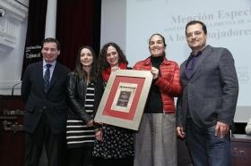 """XXV Premios de la Comunicación de la Asociación de la Prensa de Sevilla (16) • <a style=""""font-size:0.8em;"""" href=""""http://www.flickr.com/photos/129072575@N05/32118648030/"""" target=""""_blank"""">View on Flickr</a>"""
