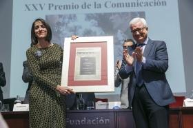 """XXV Premios de la Comunicación de la Asociación de la Prensa de Sevilla (5) • <a style=""""font-size:0.8em;"""" href=""""http://www.flickr.com/photos/129072575@N05/32375568571/"""" target=""""_blank"""">View on Flickr</a>"""
