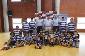 "Presentación del Ciencias Rugby Fundación Cajasol 2015/2016 • <a style=""font-size:0.8em;"" href=""http://www.flickr.com/photos/129072575@N05/21103989238/"" target=""_blank"">View on Flickr</a>"