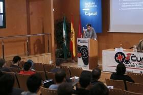 """'I Cumbre de Videojuegos y Medios de Comunicación' (8) • <a style=""""font-size:0.8em;"""" href=""""http://www.flickr.com/photos/129072575@N05/22188615446/"""" target=""""_blank"""">View on Flickr</a>"""
