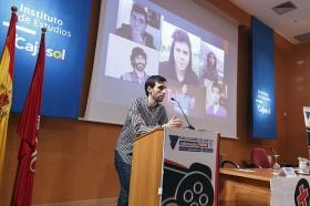 """'I Cumbre de Videojuegos y Medios de Comunicación' (12) • <a style=""""font-size:0.8em;"""" href=""""http://www.flickr.com/photos/129072575@N05/22201949452/"""" target=""""_blank"""">View on Flickr</a>"""