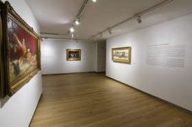 "Sala de exposiciones 'Murillo' de la Fundación Cajasol (10) • <a style=""font-size:0.8em;"" href=""http://www.flickr.com/photos/129072575@N05/21944492673/"" target=""_blank"">View on Flickr</a>"