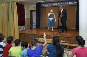 """Visita de la Fundación Cajasol al colegio de Educación Especial de la Macarena (15) • <a style=""""font-size:0.8em;"""" href=""""http://www.flickr.com/photos/129072575@N05/21944990319/"""" target=""""_blank"""">View on Flickr</a>"""