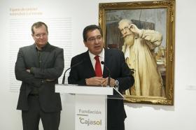 """Presentación del nuevo Espacio Cultural de la Fundación Cajasol (9) • <a style=""""font-size:0.8em;"""" href=""""http://www.flickr.com/photos/129072575@N05/22564946352/"""" target=""""_blank"""">View on Flickr</a>"""