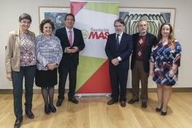 """Presentación de la VII campaña '100.000 kilos de ilusión', de la Fundación MAS, en la Fundación Cajasol (9) • <a style=""""font-size:0.8em;"""" href=""""http://www.flickr.com/photos/129072575@N05/31244131630/"""" target=""""_blank"""">View on Flickr</a>"""