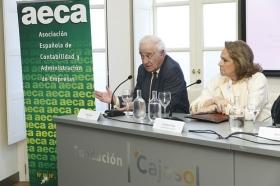 "Jornada AECA sobre Responsabilidad social en las Administraciones Públicas en Sevilla (6) • <a style=""font-size:0.8em;"" href=""http://www.flickr.com/photos/129072575@N05/39552523880/"" target=""_blank"">View on Flickr</a>"