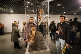 "Exposición 'Imaginería Escultórica' en Córdoba (5) • <a style=""font-size:0.8em;"" href=""http://www.flickr.com/photos/129072575@N05/40130105955/"" target=""_blank"">View on Flickr</a>"