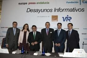 "Desayuno Informativo de Europa Press en Jaén: Francisco Reyes • <a style=""font-size:0.8em;"" href=""http://www.flickr.com/photos/129072575@N05/40366479445/"" target=""_blank"">View on Flickr</a>"