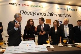 "Desayuno Informativo de Europa Press en Córdoba: María Jesús Montero • <a style=""font-size:0.8em;"" href=""http://www.flickr.com/photos/129072575@N05/27025604258/"" target=""_blank"">View on Flickr</a>"