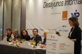 "Desayuno Informativo de Europa Press en Córdoba: María Jesús Montero (12) • <a style=""font-size:0.8em;"" href=""http://www.flickr.com/photos/129072575@N05/40002633665/"" target=""_blank"">View on Flickr</a>"