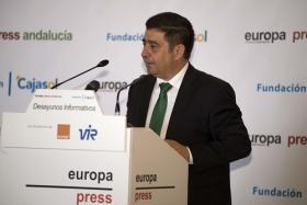 "Desayuno Informativo de Europa Press en Jaén: Francisco Reyes (6) • <a style=""font-size:0.8em;"" href=""http://www.flickr.com/photos/129072575@N05/39452966170/"" target=""_blank"">View on Flickr</a>"