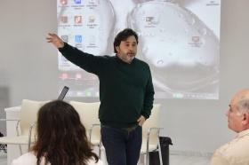 "Proyecto INSIDE en la sede de la Fundación Cajasol en Huelva (7) • <a style=""font-size:0.8em;"" href=""http://www.flickr.com/photos/129072575@N05/27361347148/"" target=""_blank"">View on Flickr</a>"