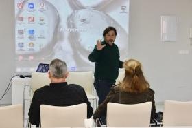 "Proyecto INSIDE en la sede de la Fundación Cajasol en Huelva • <a style=""font-size:0.8em;"" href=""http://www.flickr.com/photos/129072575@N05/26362345697/"" target=""_blank"">View on Flickr</a>"