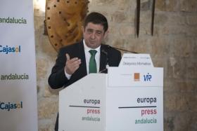"Desayuno Informativo de Europa Press en Jaén: Francisco Reyes (4) • <a style=""font-size:0.8em;"" href=""http://www.flickr.com/photos/129072575@N05/39452965420/"" target=""_blank"">View on Flickr</a>"