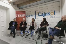 "Conferencia de Inger Enkvist en la Fundación Cajasol (Cádiz) (10) • <a style=""font-size:0.8em;"" href=""http://www.flickr.com/photos/129072575@N05/23994629074/"" target=""_blank"">View on Flickr</a>"