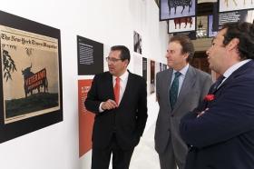 """Exposición 'El Toro de Osborne: Icono del diseño español' (9) • <a style=""""font-size:0.8em;"""" href=""""http://www.flickr.com/photos/129072575@N05/26384601625/"""" target=""""_blank"""">View on Flickr</a>"""