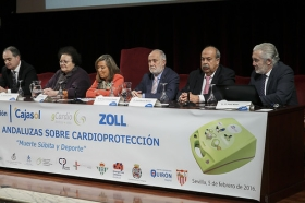 "I Jornadas Andaluzas sobre Cardioprotección (11) • <a style=""font-size:0.8em;"" href=""http://www.flickr.com/photos/129072575@N05/24892222625/"" target=""_blank"">View on Flickr</a>"