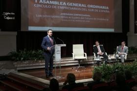 "I Asamblea General Ordinaria del Círculo de Empresarios del Sur de España (CESUR) (37) • <a style=""font-size:0.8em;"" href=""http://www.flickr.com/photos/129072575@N05/25093034513/"" target=""_blank"">View on Flickr</a>"