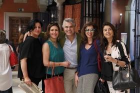 """Preludio solidario de Feria de Sevilla 2016 en la Fundación Cajasol (13) • <a style=""""font-size:0.8em;"""" href=""""http://www.flickr.com/photos/129072575@N05/26274397071/"""" target=""""_blank"""">View on Flickr</a>"""