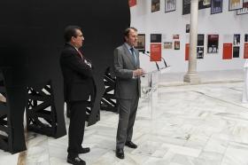 """Exposición 'El Toro de Osborne: Icono del diseño español' (12) • <a style=""""font-size:0.8em;"""" href=""""http://www.flickr.com/photos/129072575@N05/25781869013/"""" target=""""_blank"""">View on Flickr</a>"""