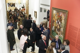 "Inauguración de la exposición 'Divertimento Veneziano' (11) • <a style=""font-size:0.8em;"" href=""http://www.flickr.com/photos/129072575@N05/23868239223/"" target=""_blank"">View on Flickr</a>"