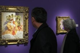 "Inauguración de la exposición 'Divertimento Veneziano' (8) • <a style=""font-size:0.8em;"" href=""http://www.flickr.com/photos/129072575@N05/24495038895/"" target=""_blank"">View on Flickr</a>"