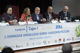 "I Jornadas Andaluzas sobre Cardioprotección (6) • <a style=""font-size:0.8em;"" href=""http://www.flickr.com/photos/129072575@N05/24264066924/"" target=""_blank"">View on Flickr</a>"