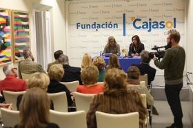 """Presentación del libro 'Teresa. La mujer' en la Fundación Cajasol (Cádiz) (6) • <a style=""""font-size:0.8em;"""" href=""""http://www.flickr.com/photos/129072575@N05/25145005905/"""" target=""""_blank"""">View on Flickr</a>"""