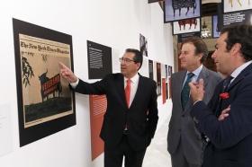 """Exposición 'El Toro de Osborne: Icono del diseño español' (8) • <a style=""""font-size:0.8em;"""" href=""""http://www.flickr.com/photos/129072575@N05/25779776764/"""" target=""""_blank"""">View on Flickr</a>"""