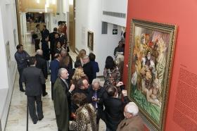 "Inauguración de la exposición 'Divertimento Veneziano' (5) • <a style=""font-size:0.8em;"" href=""http://www.flickr.com/photos/129072575@N05/24495037125/"" target=""_blank"">View on Flickr</a>"
